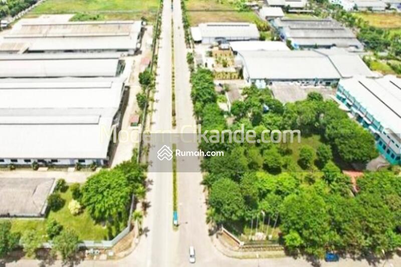Jual Tanah Industri 4400m² HARGA MURAH di Kawasan Industri Modern Cikande, Serang Banten #105194952