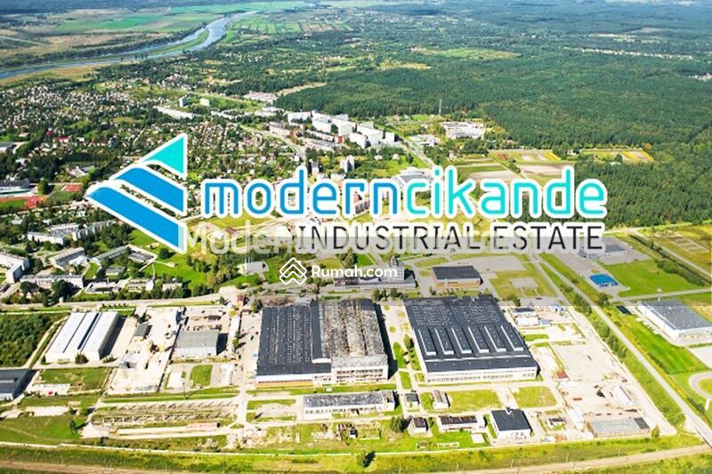 Jual Tanah Industri 2,7Ha HARGA MURAH di Kawasan Industri Modern Cikande, Serang Banten #105195150
