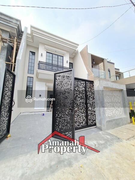 Rumah Premium Mewah Megah Dalam Komplek Strategis Di Tanah Baru Beji Depok Dekat Tol Kukusan #105196548