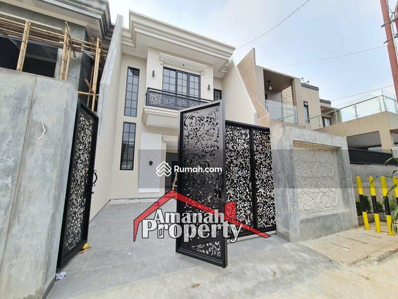 Rumah Premium Mewah Megah Dalam Komplek Strategis Di Tanah Baru Beji Depok Dekat Tol Kukusan #105196550