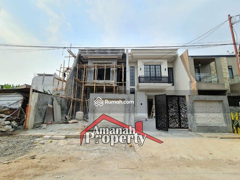 Rumah Premium Mewah Megah Dalam Komplek Strategis Di Tanah Baru Beji Depok Dekat Tol Kukusan #105196560