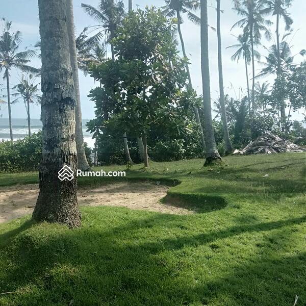 Dijual sebidang tanah beach front yang eksotis di Pantai Bonian Selemadeg #105196836