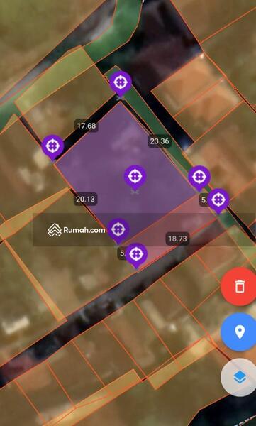 Tanah di Jalan semat Canggu Badung #105197720