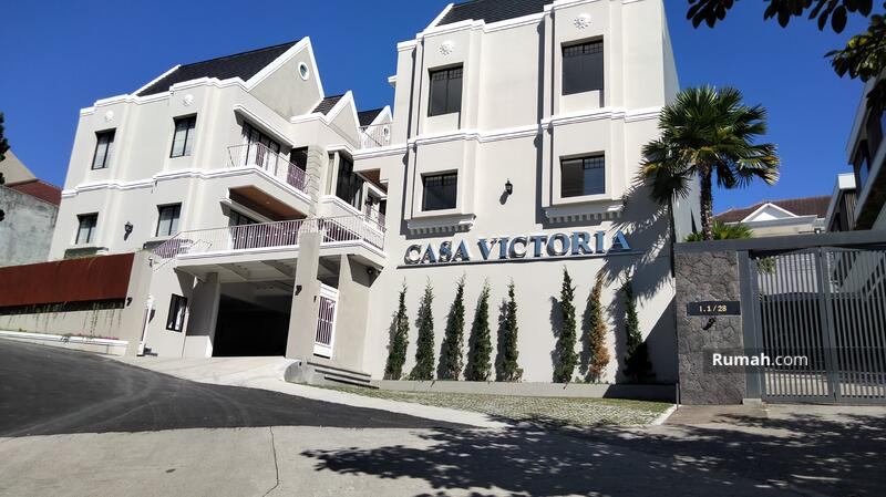 Rumah Baru 100 %  Modern Lux Smart Home   SETRADUTA HEGAR CASA VICTORIA   Elite Setra Duta  Hegar #105199092