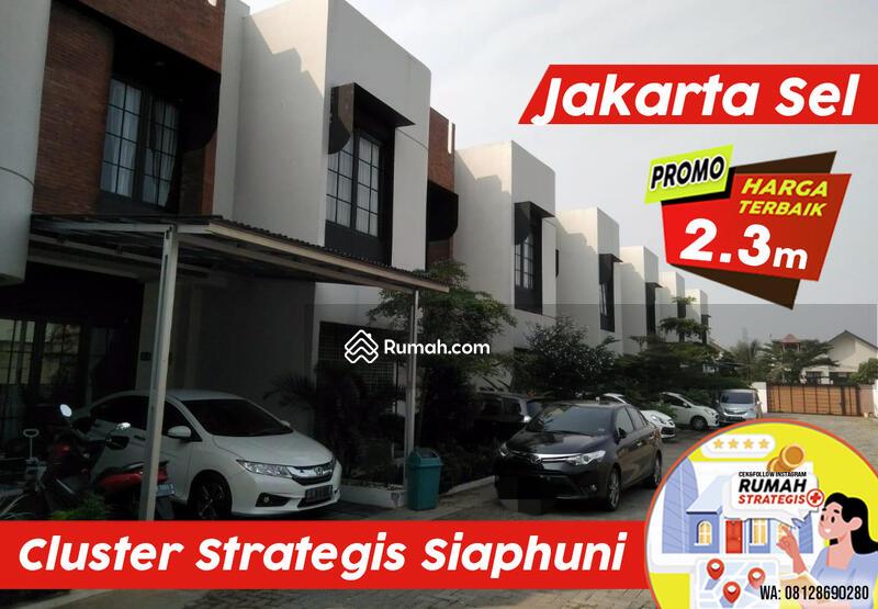 Cluster Strategis Modern Semifurnish Rooftop Jagakarsa Jakarta #105202214