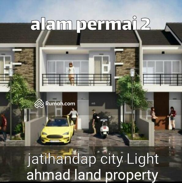 perumahan baru di cluster samha alam permai 2 residence ahmad land jatihandap #105202948