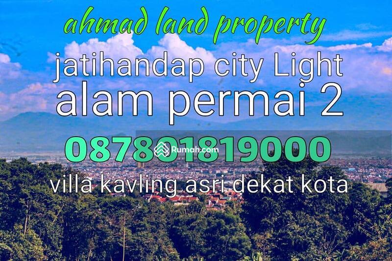 jual tanah murah bandung timur dekat kota di kavling samha alam permai 2 ahamad land #105203038