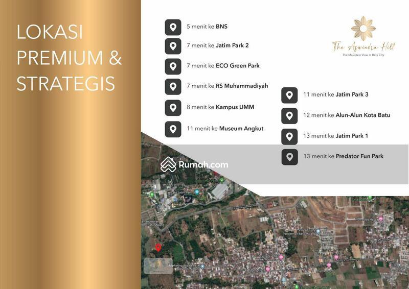 Villa Termewah Kota Batu The Aswindra Hill Samping Jatim Park 2 Fasilitas Private Pool dan Rooftop #105204310