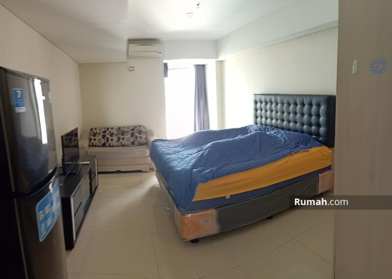 apartemen studio corner furnish tengah kota dijual di apartemen warhol simpang lima semarang tengah #105205066