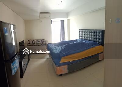 Disewa - Apartemen studio corner furnish tengah kota disewakan di apartemen warhol simpang lima semarang