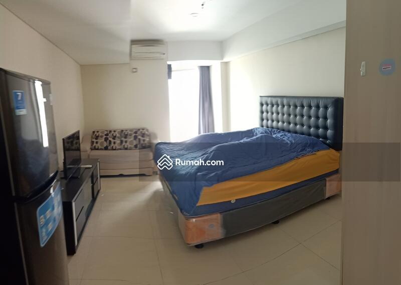 Apartemen studio corner furnish tengah kota disewakan di apartemen warhol simpang lima semarang #105205722