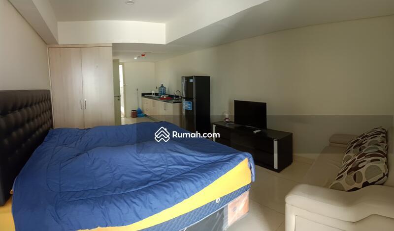 Apartemen studio corner furnish tengah kota disewakan di apartemen warhol simpang lima semarang #105205724