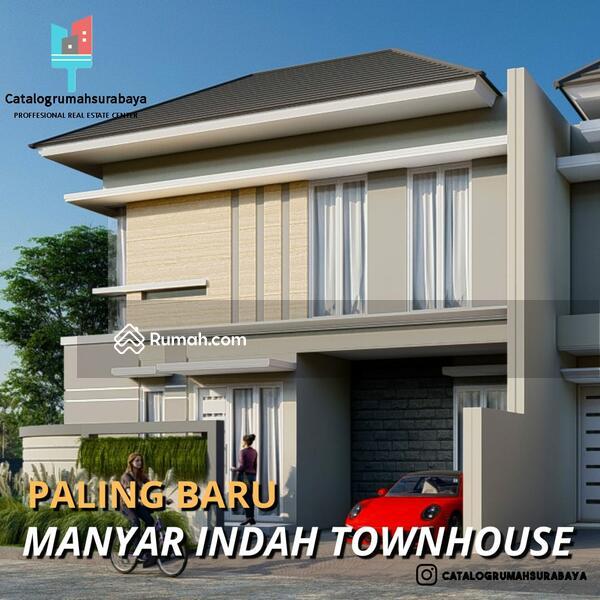 New Manyar Indah 3 Bedroom Jalan Besar Bisa Kpr #105206330