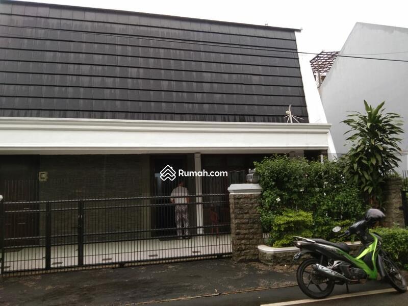 Rumah mewah dalam komplek perumahan pondok kelapa jakarta timur #105207008