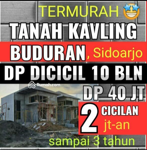 Tanah Kavling & Rumah Kredit Murah Meriah Buduran & Sedati Sidoarjo #105207116