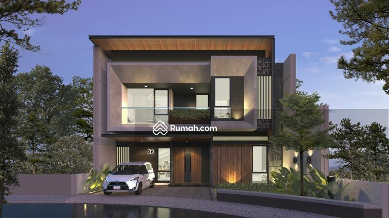 Dijual Rumah Lux Nyaman di Singgasana Bandung #105207198