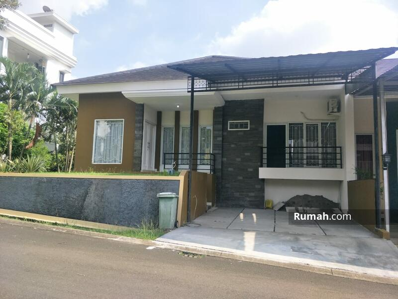 Dijual rumah di Pakuan Hils bogor #105208250