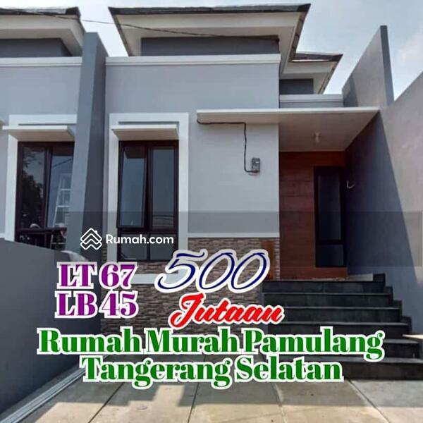 Rumah Baru Ready Stock Siap Huni Harga Ekonomis Lokasi Strategis dekat Pamulang Squere #105208778