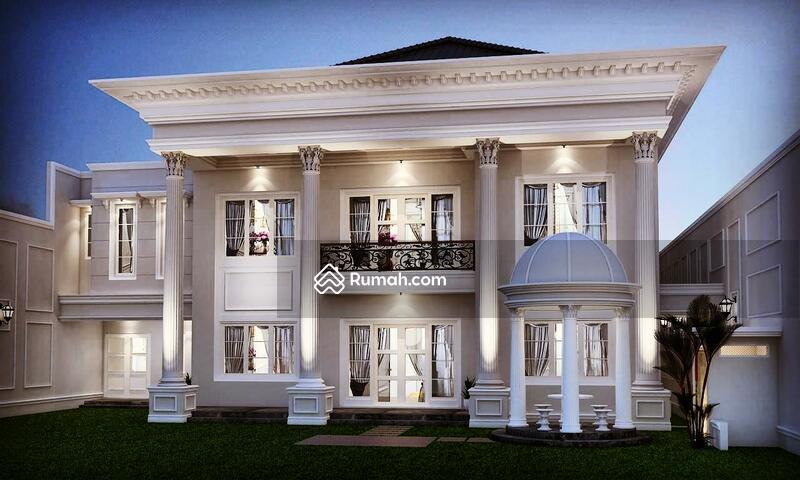 Rumah mewah luas di mangkubumen harga murah #105209494