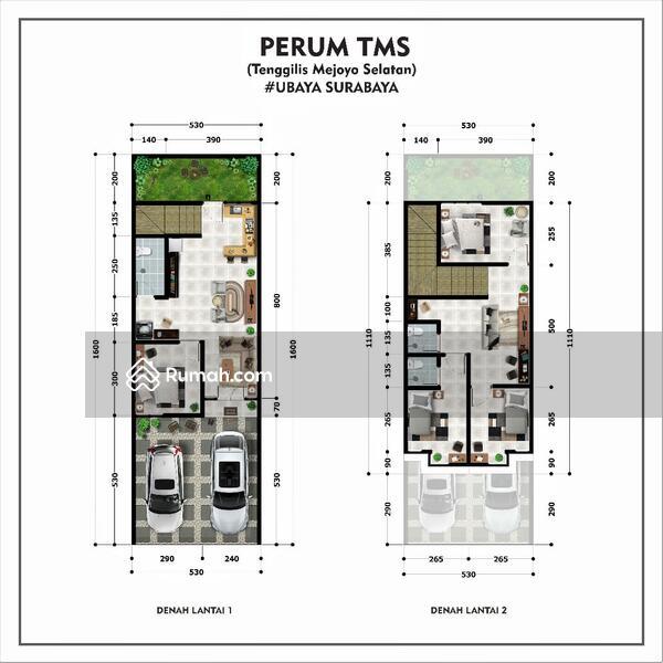 Jual Rumah Baru Minimalis Tenggilis Mejoyo Surabaya #105209688