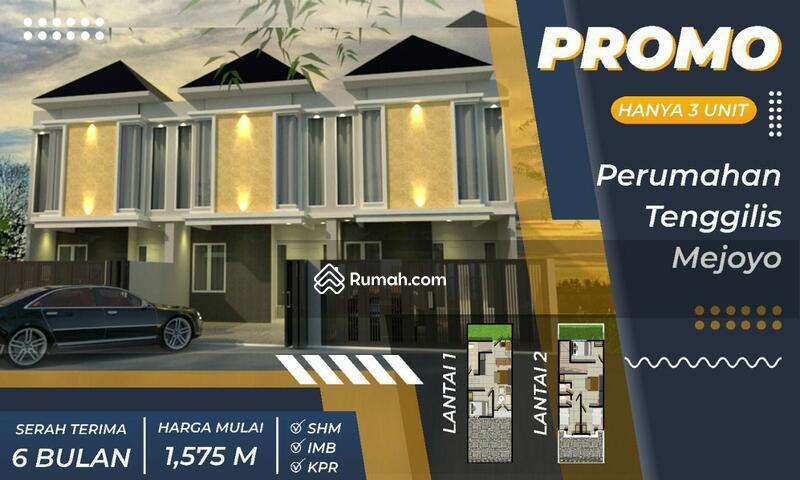 Jual Rumah Baru Minimalis Tenggilis Mejoyo Surabaya #105209692