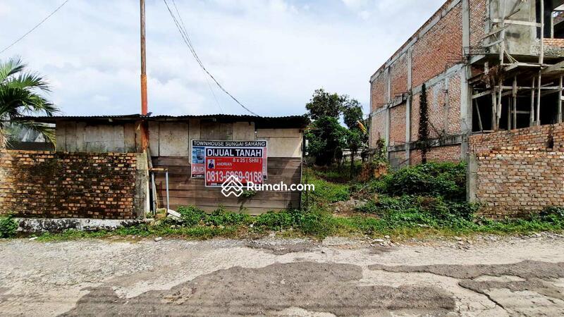 Dijual Tanah Strategis di Pusat Kota Area Demang Lebar Daun Palembang #105210028
