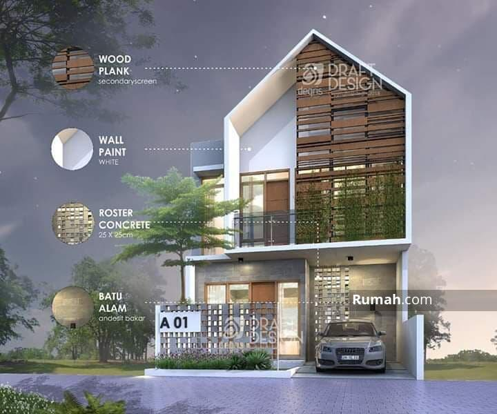 Jual Rumah Syariah Green Forest Cifor Di Bubulak Bogor Barat Dekat Pintu Tol Yasmin #105210068