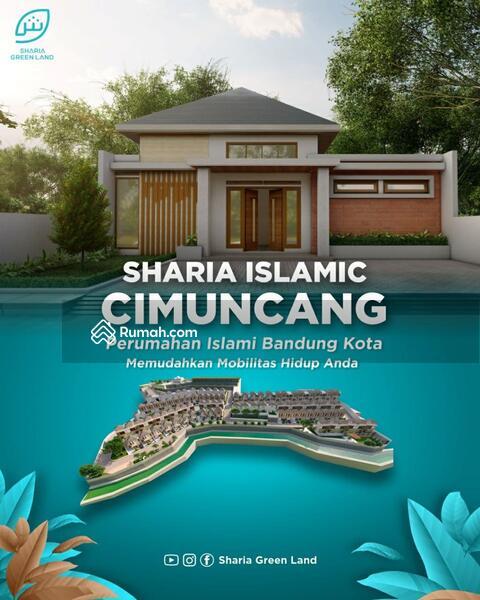 Hunian sharia islami  desain tropical dan modern minimalis, berkonsep kebun Qur'an di bandung. #105211160