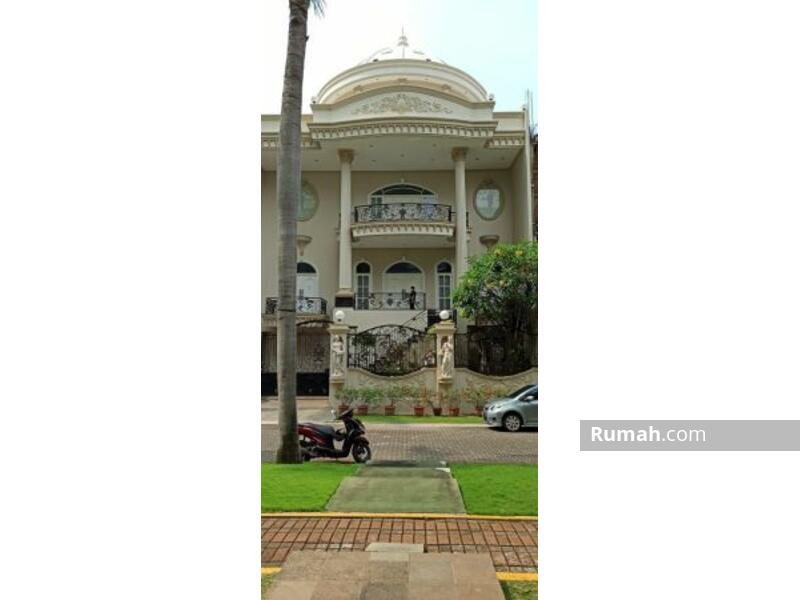 Rumah mewah 4 lantai siap huni luas 18x26 463m Type 6+1KT Kelapa Gading Jakarta Utara #105211498