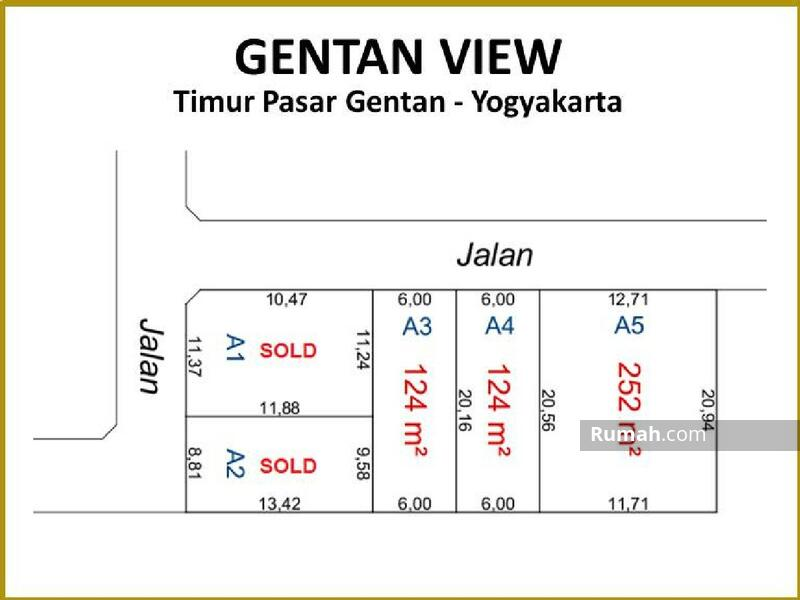 Tanah sleman, timur rs gramedika, include fasum #105211630