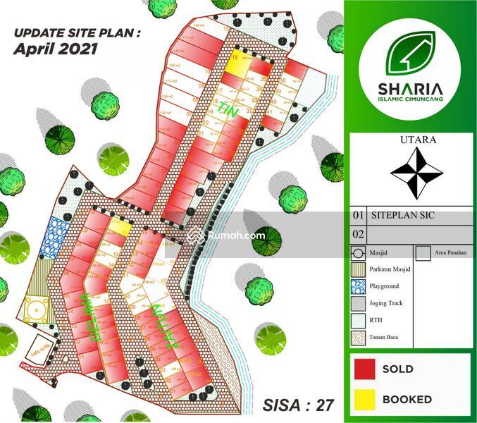 sebelum harga naik dapatkan segera hunian islami dua lantai 5,2 km ke gedung sate #105212902