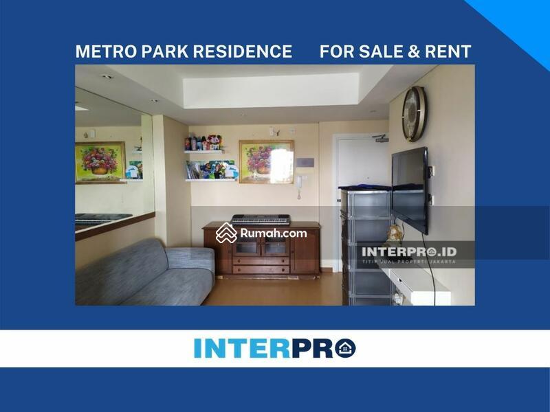 Apartemen Metro Park Residence #106049352