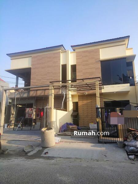 Rumah Baru Bagus Murah Bulevard Hijau di Harapan Indah Bekasi #105214460