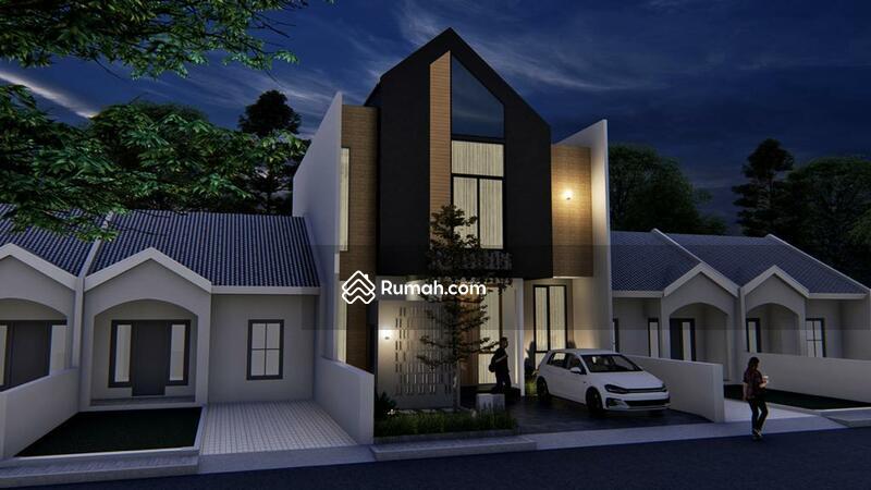FOR SALE : Rumah 2 Lantai Ada Rooftoop Lokasi di Singgasana Pradana Bandung #105214704