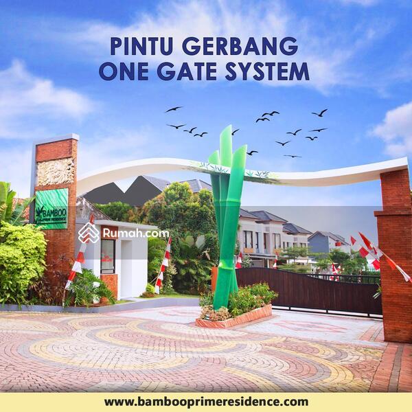 Perumahan Mewah Bebas Biaya Ppn 10% Konsep Design Bali Cluster #105217246