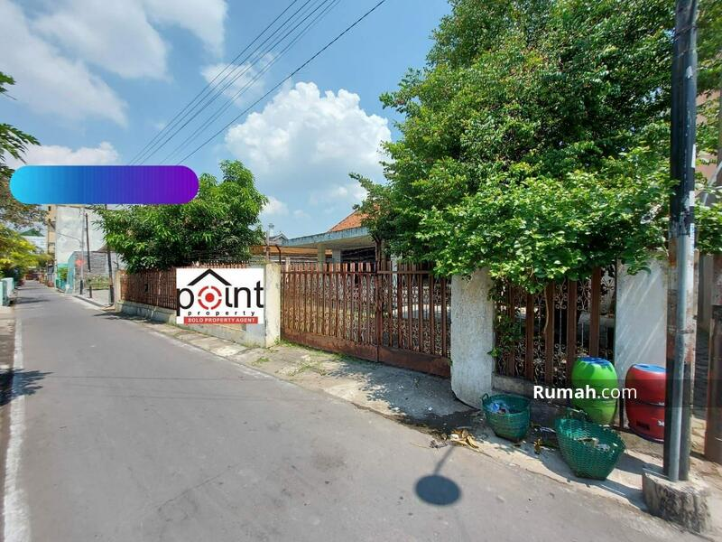 Jual Cepat Tanah Bonus Bangunan di banjarsari Surakarta #105218118