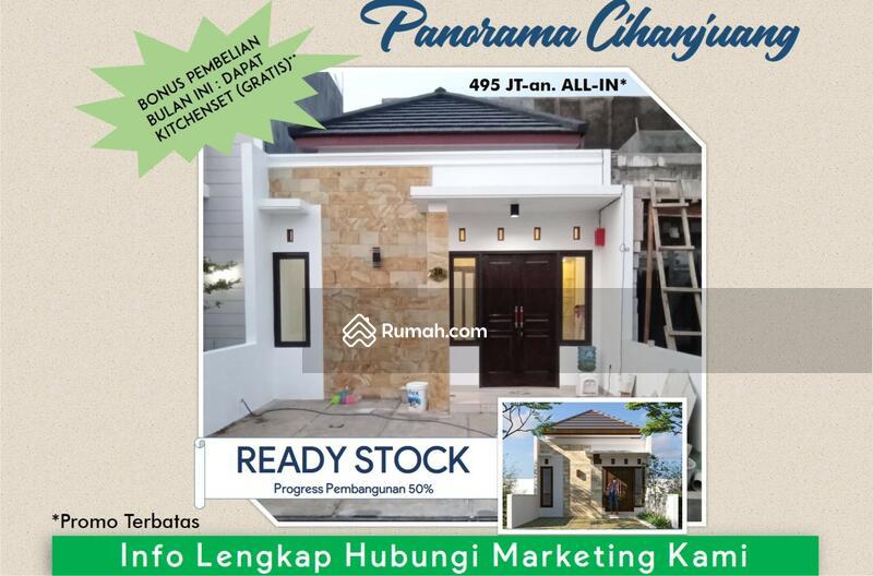 CANTIK Rumah Modern BONUS Kitchenset Gratis di Cihanjuang Bandung Utara Sejuk dkt Pemkot Cimahi #105218718