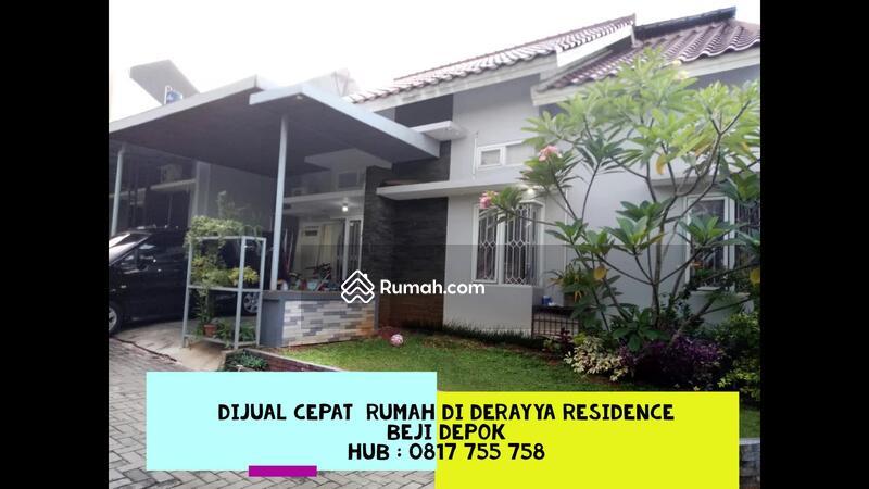 Dijual CEPAT RUMAH di Derayya Residence Di Tanah Baru Beji Depok #105220508