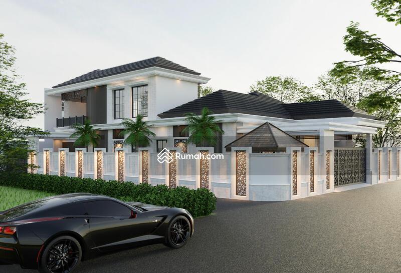 Dijual Rumah Mewah Design Roftoop di Soekarno Hatta #105220888
