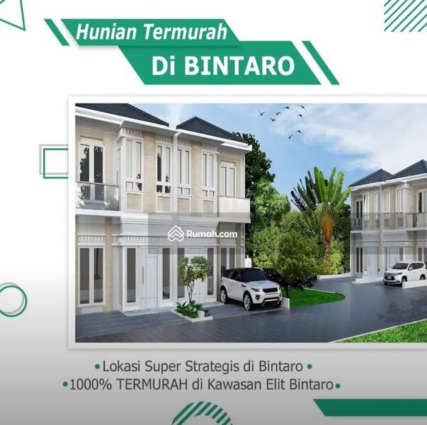 Hunian Golden Prime Bintaro dekat Stasiun Jurang Manggu dan Mall Bintaro Xchange #105222124