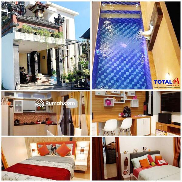 Jual rumah dengan pool ala villa di blahbatuh gianyar harga murah #105222246