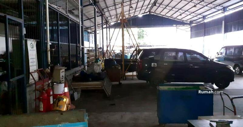 Dijual murah gudang di pedurenan  Mustika Jaya Bekasi #105222482