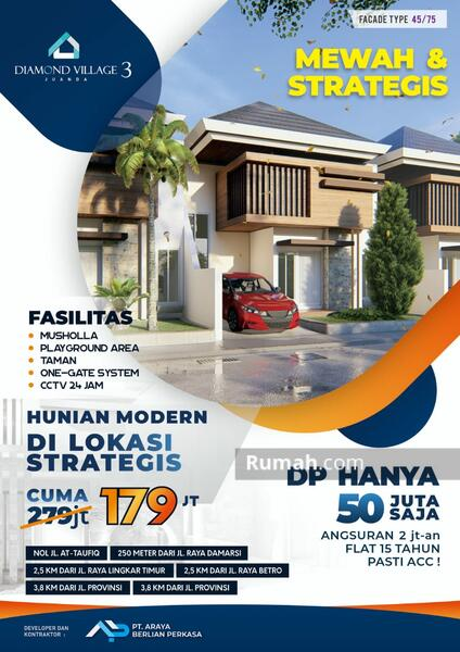 Rumah Murah Sidoarjo #105223188