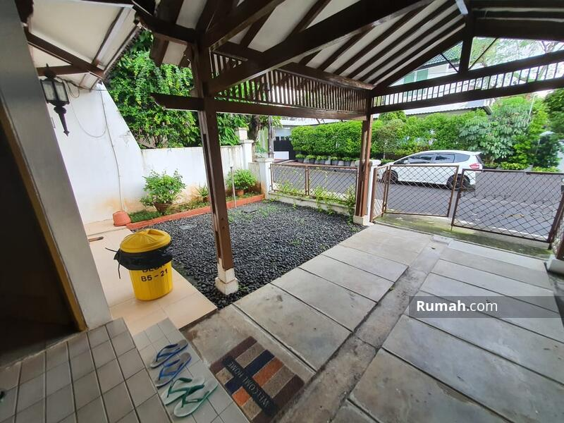 rumah dalam komplek perumahan bona indah lebak bulus #105224000