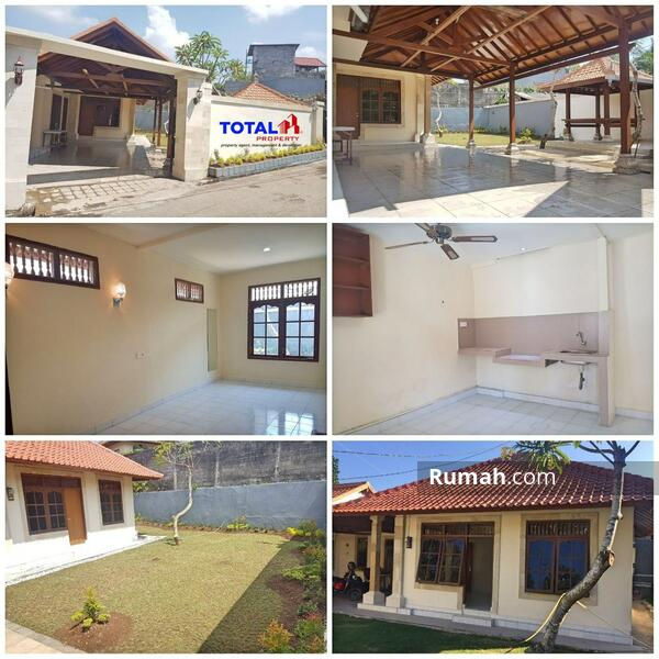Jual rumah ala villa carport 2 mobil di kesiman denpasar #105224272