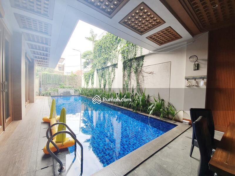 Pondok Indah Luas 716, dengan interior mewah plus swimmingpool #105225630