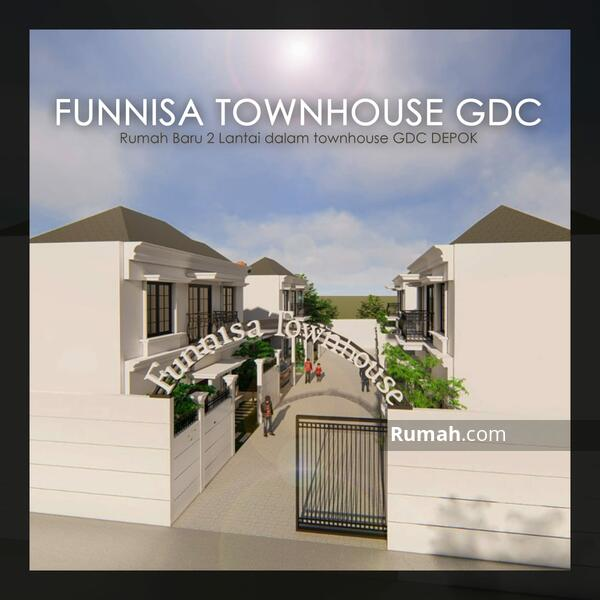 Rumah premium mewah di pusat kota depok di GDC #105225510
