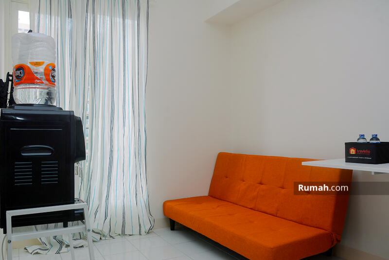 Dijual 2BR Fully Furnished Apartment Podomoro Golf View By Travelio #105226504