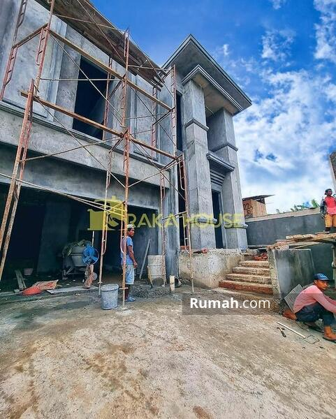 NEW HOUSE ON PROGRESS AT LEBAK BULUS LOKASI DEKAT KE MRT #105227736