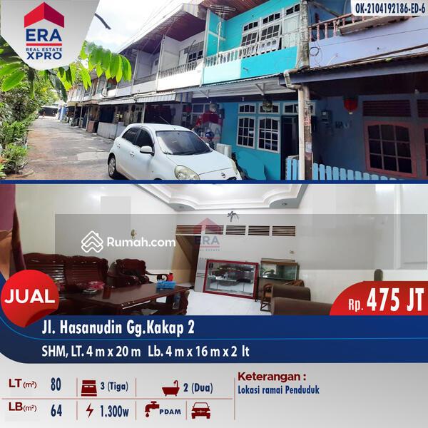 Rumah Jalan Hasanudin Gg. Kakap 2 #105228340